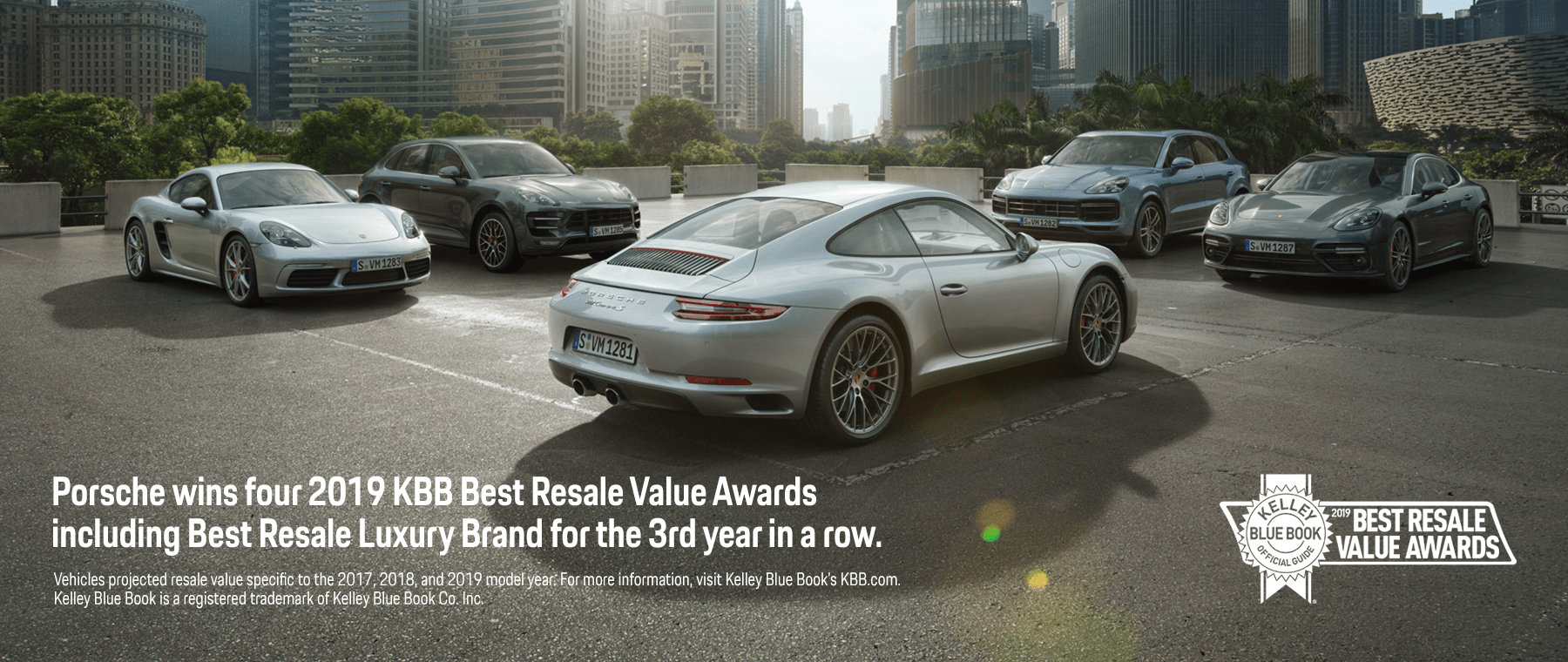 KBB best retail value award