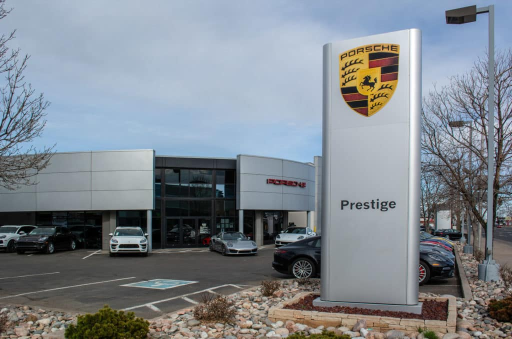 Driving Directions To Prestige Imports Porsche In Lakewood Co