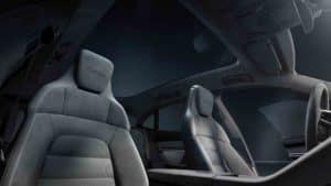 Porsche Taycan Cross Turismo Turbo - Interior