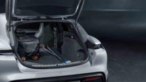 Porsche Taycan Cross Turismo 4S - Storage
