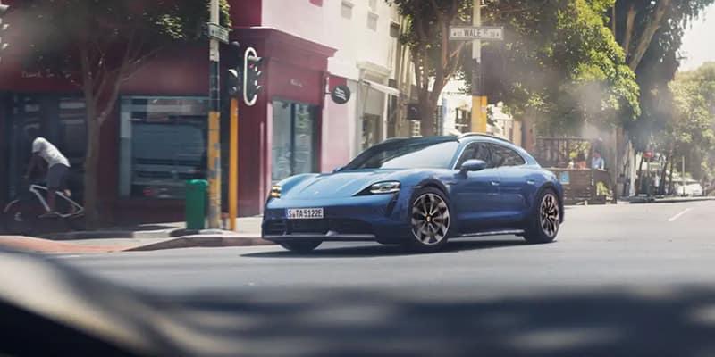 New Porsche Taycan Cross Turismo for Sale Denver CO