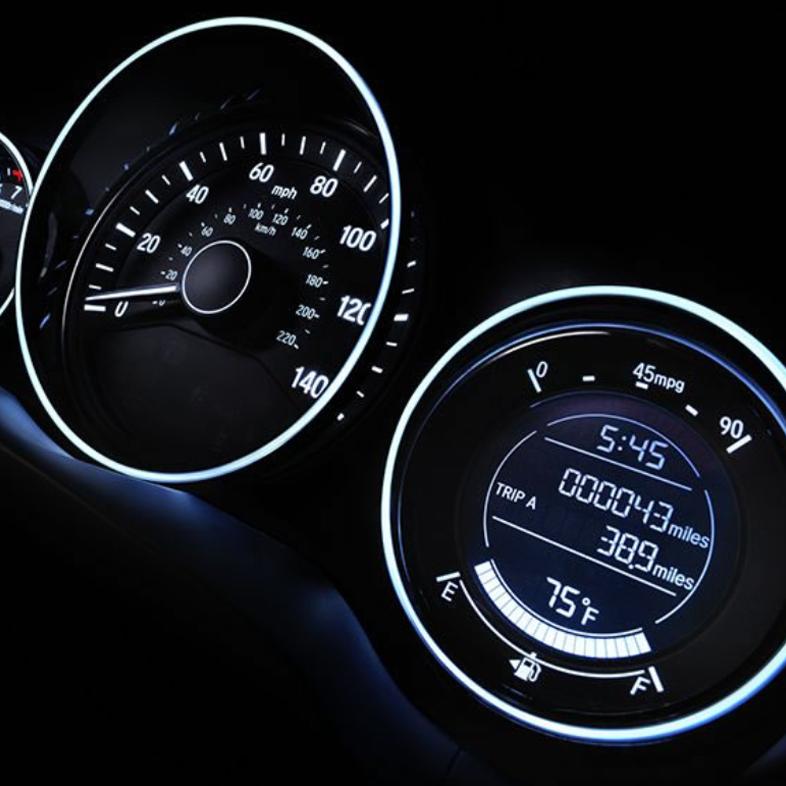 2019 Honda HR-V Speedometer