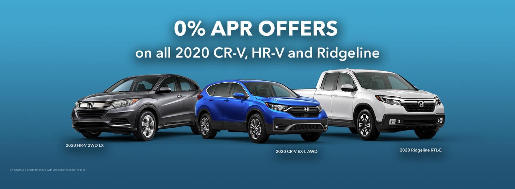 0% APR Offers