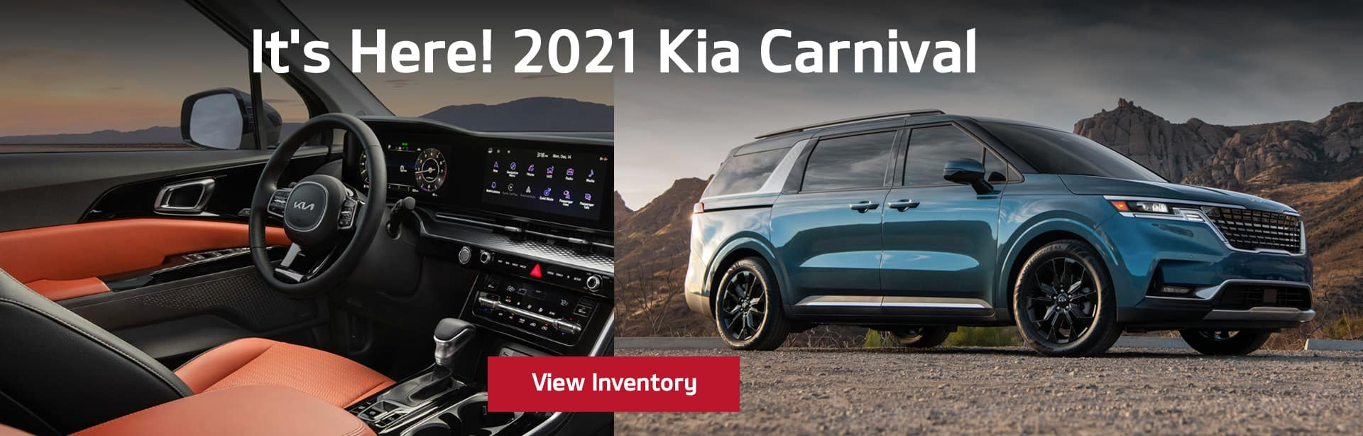 It's Here! 2021 Kia Carnival