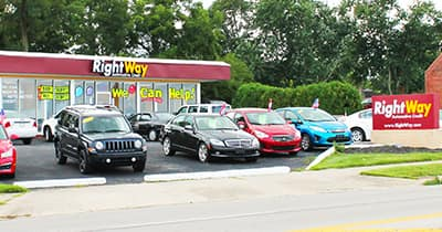 the 7 best bad credit used car dealerships in ohio rightway auto sales. Black Bedroom Furniture Sets. Home Design Ideas