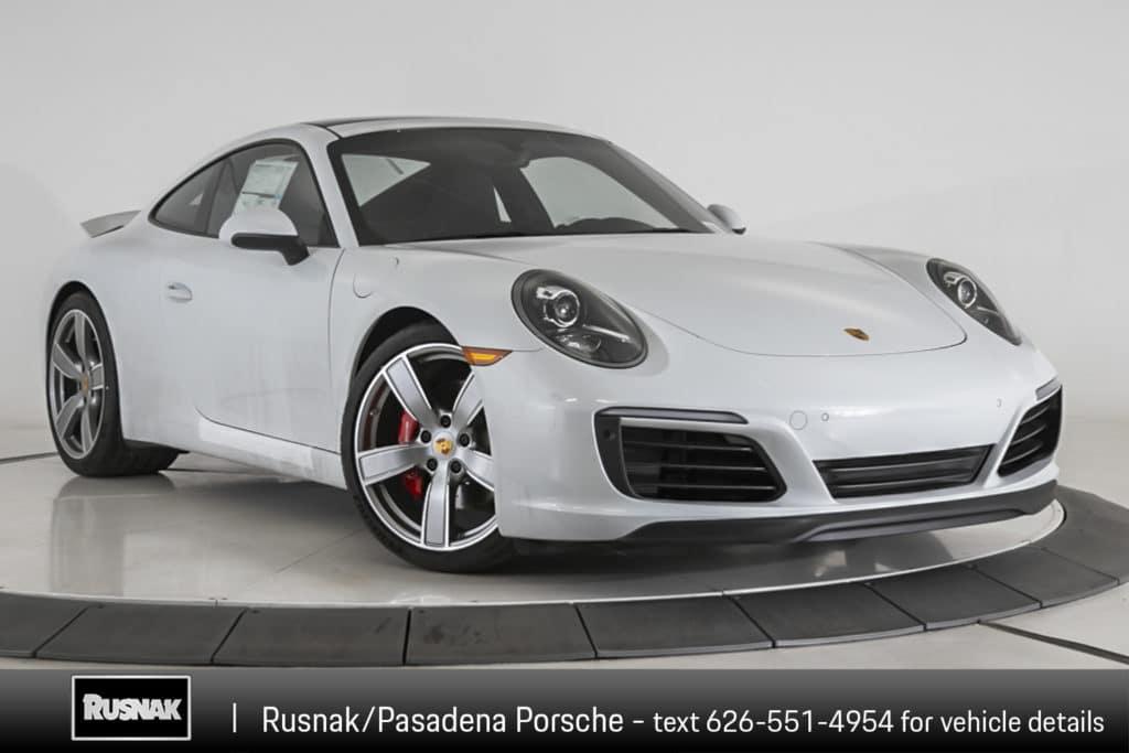 New 2019 Porsche 911 Carrera