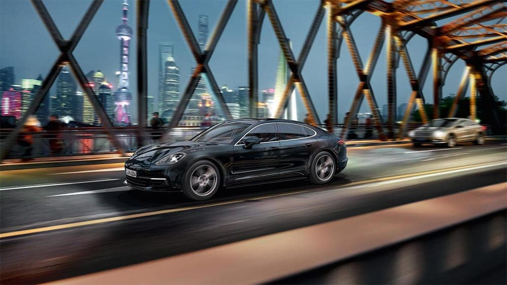 2019-Porsche-Panamera-on-Bridge
