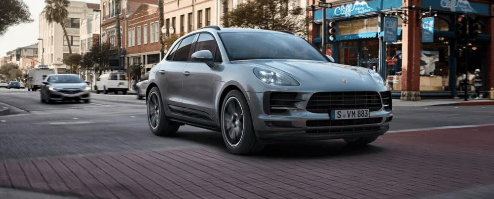 2020 Porsche Macan Redesign