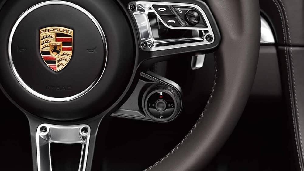 2019 Porsche 718 Steering Wheel