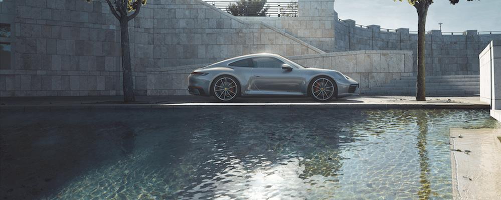 2020 Porsche 911 Carerra S