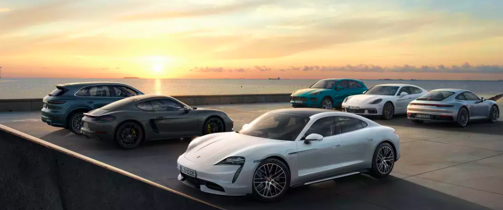 Porsche Models