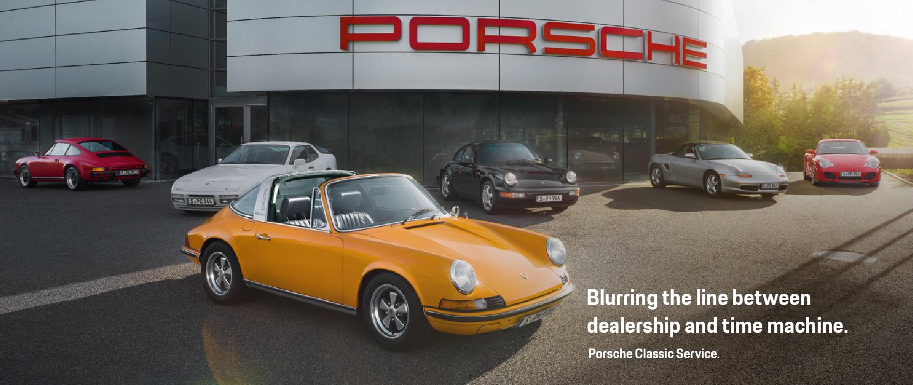 Porsche Classic Service – DI