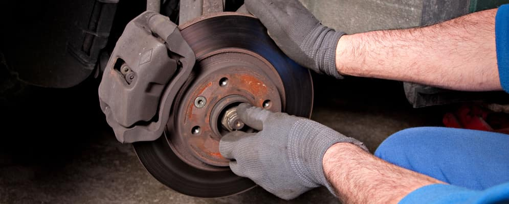Why Does My Car Shake When Braking? | Rusnak/Westlake Porsche