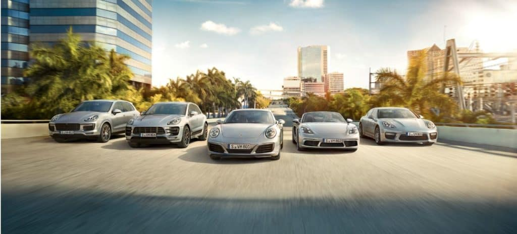 Welcome to the Porsche Program