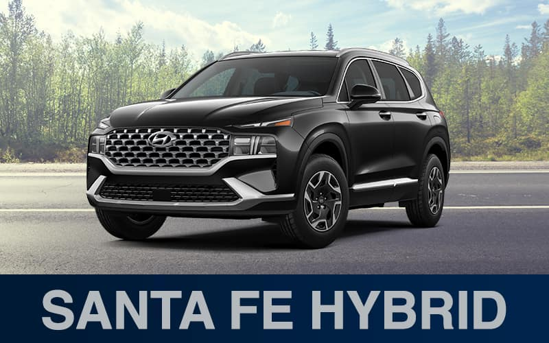 2021 Santa Fe Hybrid