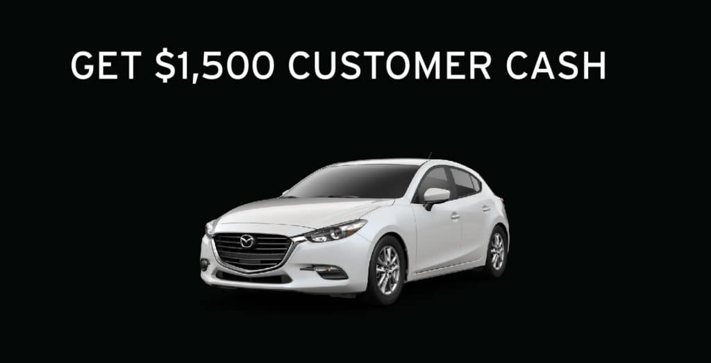 Up to $1,500 Customer Cash