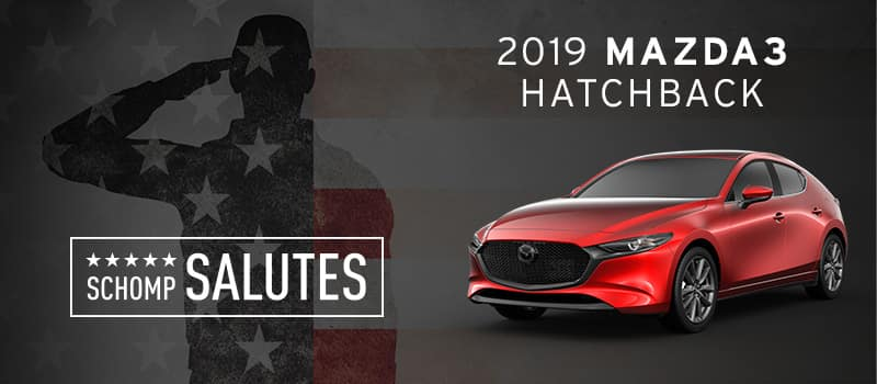 The All-New 2019 Mazda3 Hatchback AWD