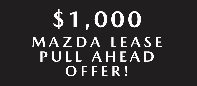 $1,000 Pull Ahead Lease Offer