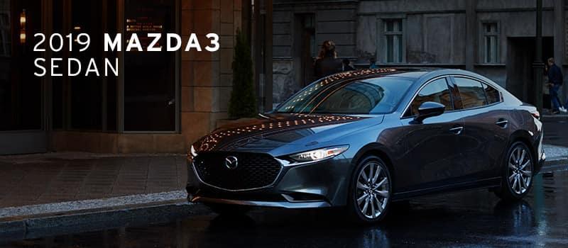 2019 Mazda3 Sedan w/ Select Pkg