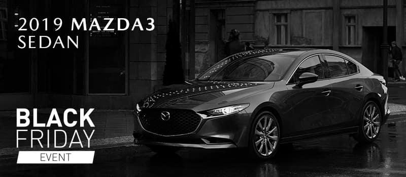 2019 Mazda3 Sedan with Preferred Package