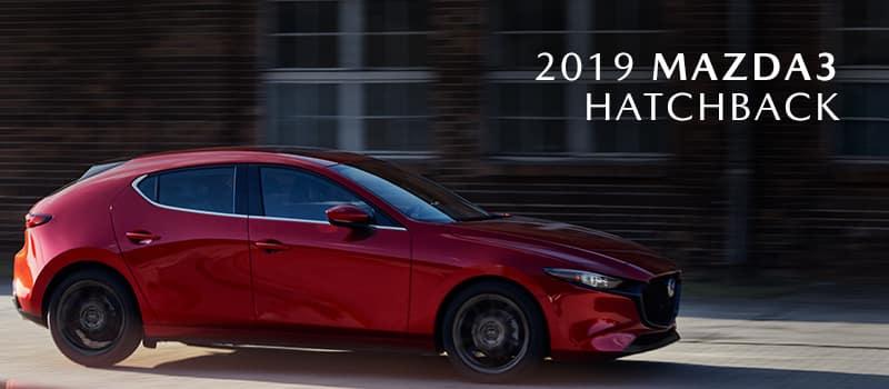 2020 Mazda3 Hatchback w/ Preferred Package
