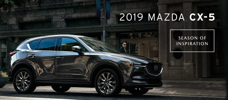 2019 Mazda CX-5 Grand Touring w/ Navigation