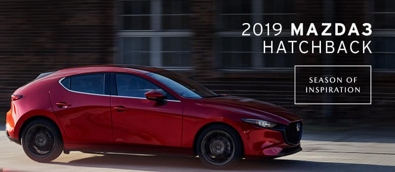 2019 Mazda3 Hatchback w/ Preferred Package