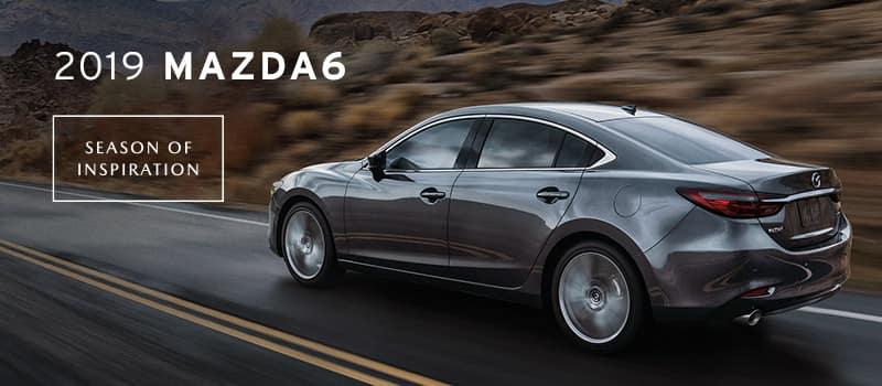 2019 Mazda6 Touring with Navigation