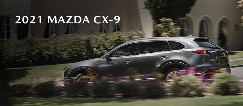 2021 MAZDA CX-9 Sport