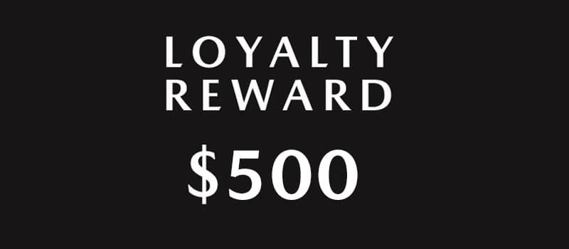 $500 Conquest Cash