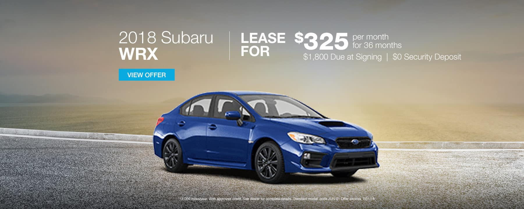 subaru motors finance lease