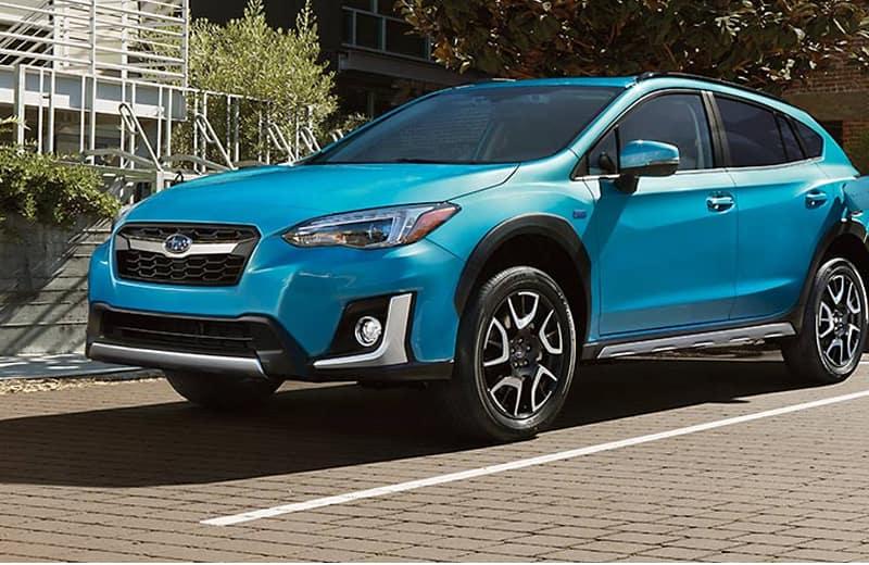 Crosstrek Hybrid | Schomp Subaru
