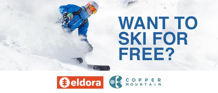 Want to Ski for Free?