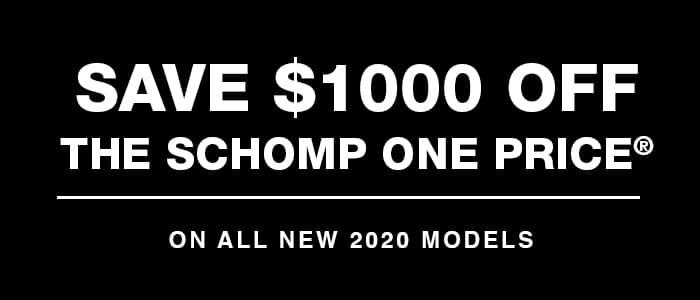 Additional $1,000 off New 2020 Subaru Models