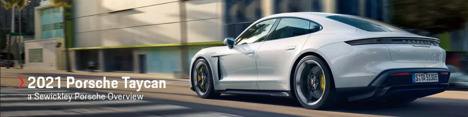 2021 Porsche Taycan Model Review at Sewickley Porsche
