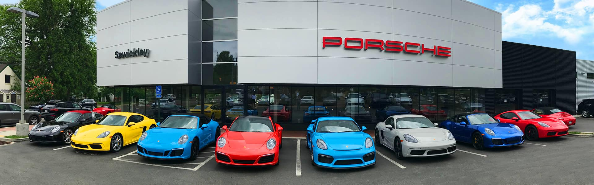 Sewickley Porsche PA