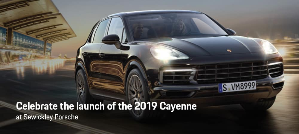 2019 Cayenne Launch Party Event