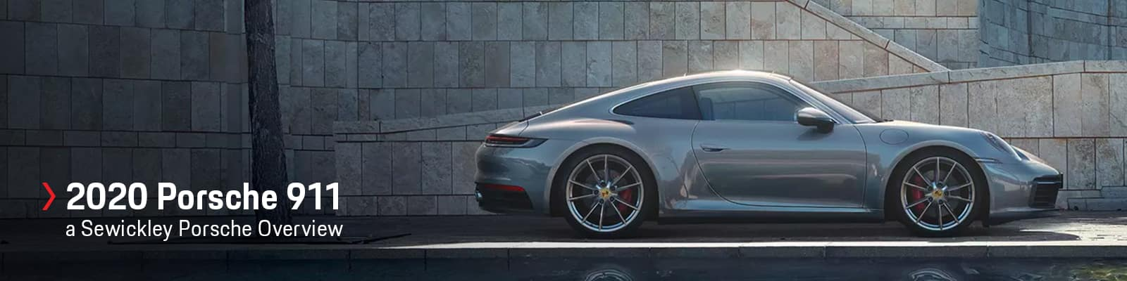 2020 Porsche 911 Model Overview at Sewickley Porsche