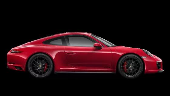2019 Porsche 911 GTS