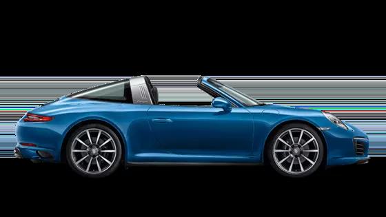 2019 Porsche 911 Targa 4