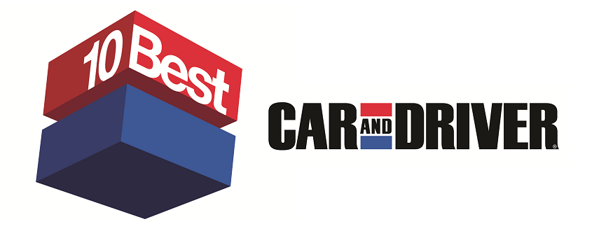 Car and Driver 10 Best