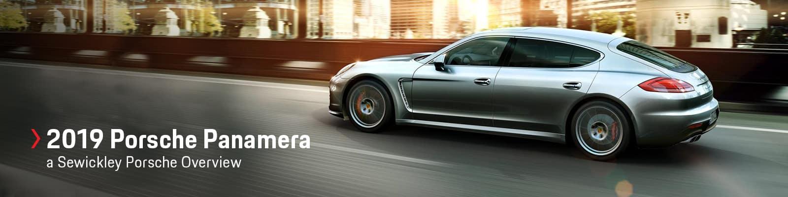 2019 Porsche Panamera Model Review
