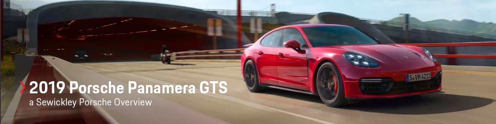 2019 Porsche Panamera GTS Model Overview at Sewickley Porsche