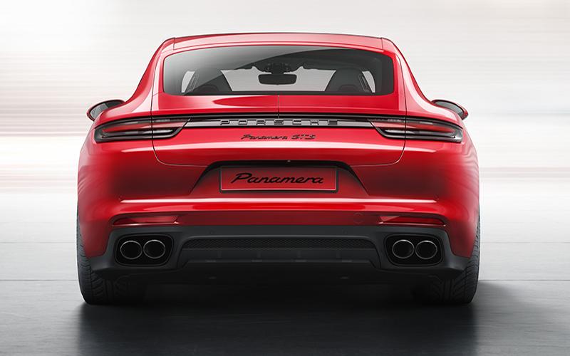Porsche Panamera GTS Performance