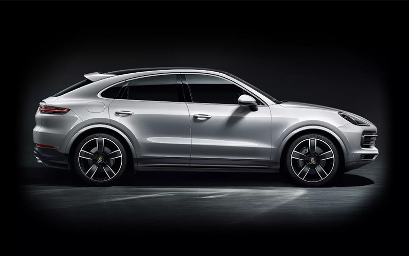 Porsche Cayenne Coupe Styling