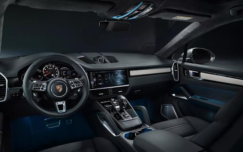 2020 Porsche Cayenne Coupe Review Specs Sewickley Porsche Pa
