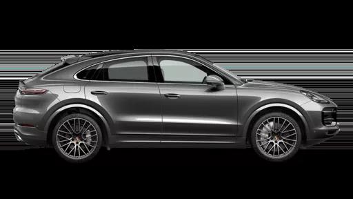 2020 Porsche Cayenne Turbo Coupe