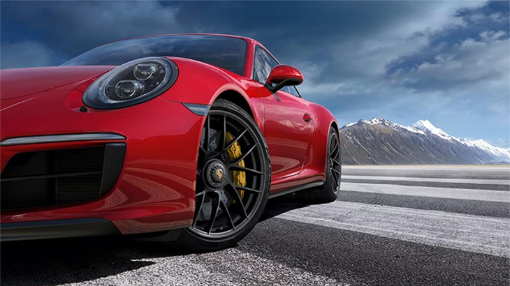 Porsche 911 991 Performance