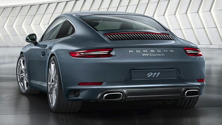 Porsche 911 991 Rear Styling