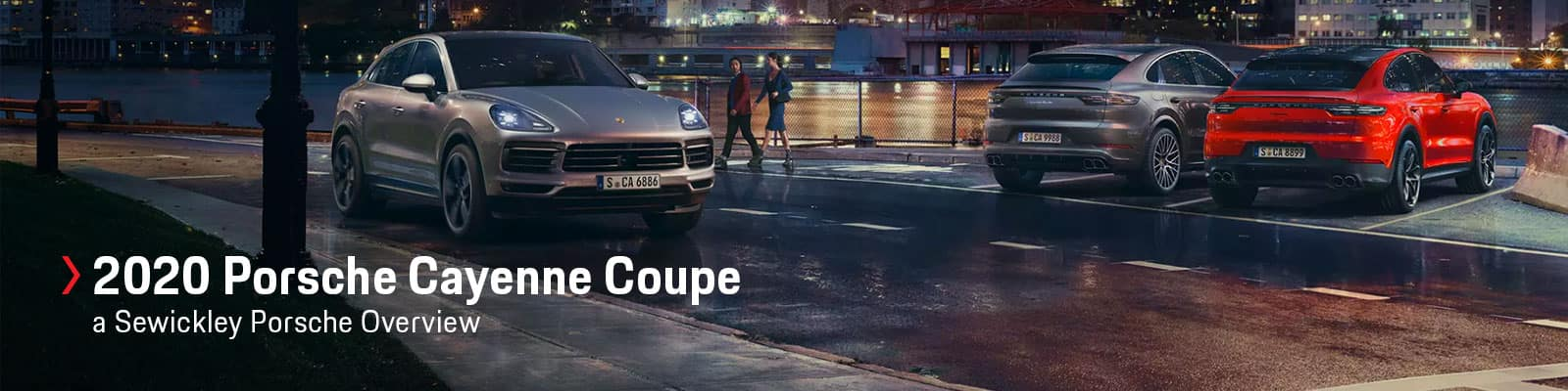 2020 Porsche Cayenne Coupe Model Overview at Sewickley Porsche
